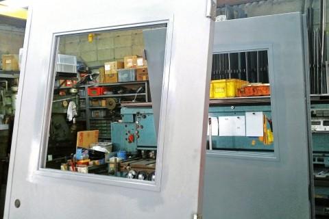 扉窓枠追加加工