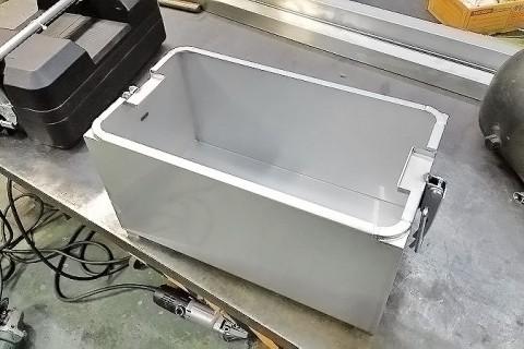 頑丈な工具箱