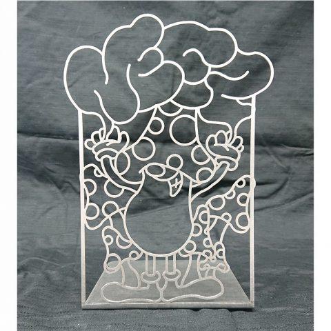 マッシュボーイ 【ブックスタンド・本立て】 - 愛知県名古屋市で金属加工の有限会社ニーズ工業製作