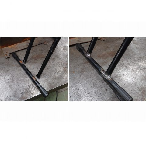 折りたたみ椅子修理 - 愛知県名古屋市で金属加工の有限会社ニーズ工業製作